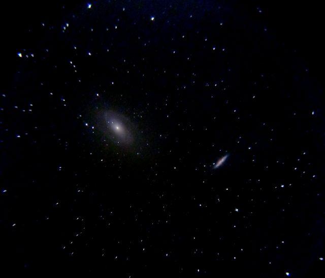 Galaktyki Bodego iCygaro