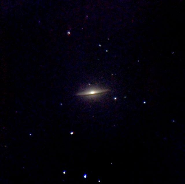Galaktyka Sombrero