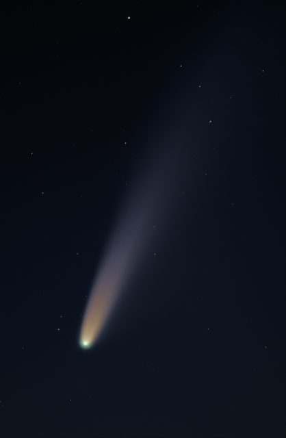 c2020 F3 NEOWISE