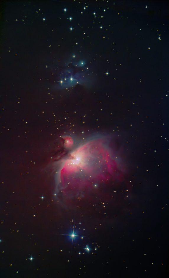 Tęsknię zatobą Orionie
