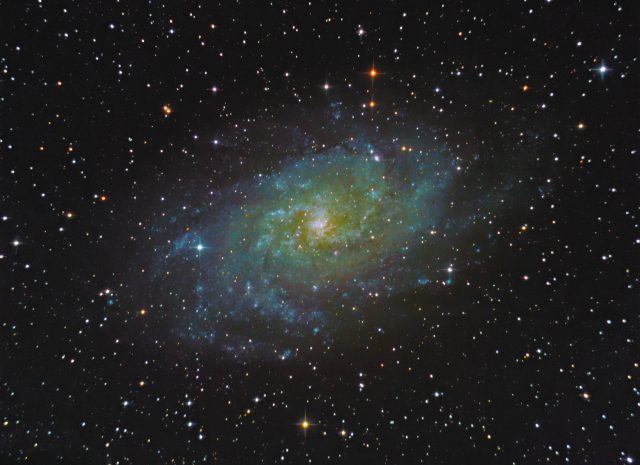 Galaktyka Trójkąta
