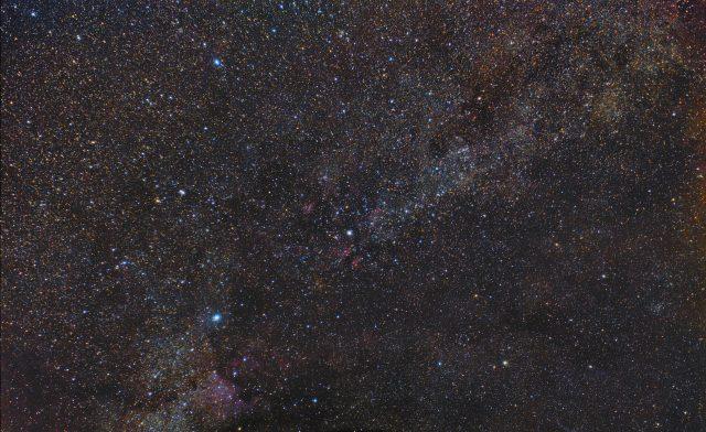 Gwiazdozbiór Łabądź