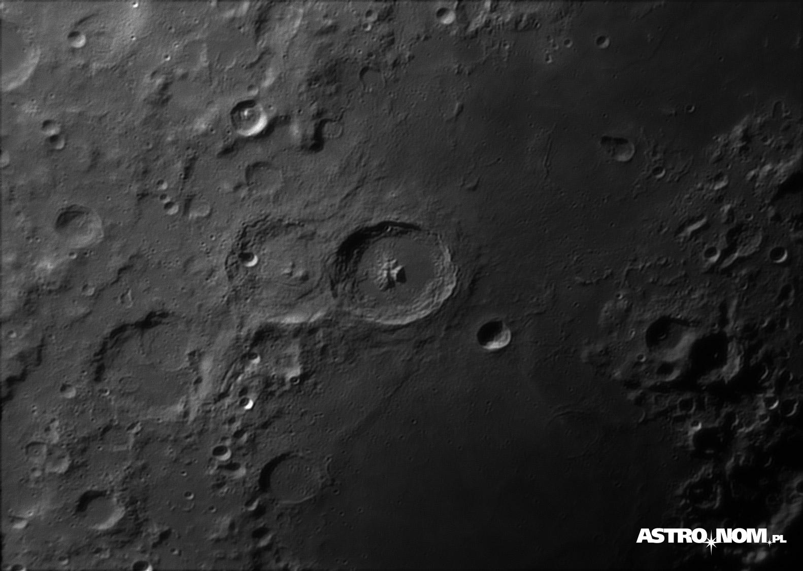 Zakamarki księżyca
